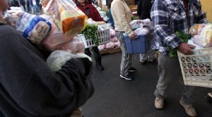 Food banks stress need for year-round help
