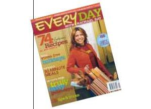 Yum-o: Rachael Ray cooks up a glossy mag 