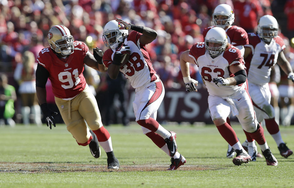 Andre Ellington, Ray McDonald