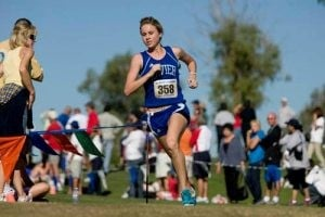 Tonn, Xavier win 5A-I cross country titles