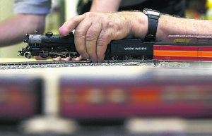Gilbert museum features model railroad