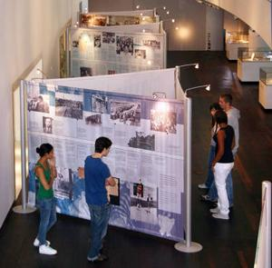Anne Frank: A History for Today exhibit