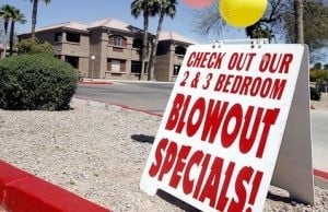 Apartment vacancies dropping in East Valley