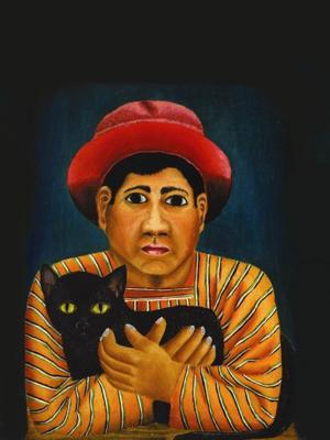 Fernando Castillo El Gato Negro