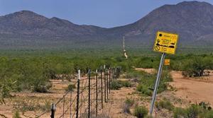 Border deaths up despite dip in crossings