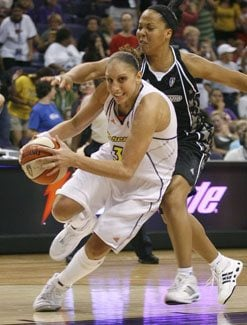 Fewer free-throw attempts frustrate Mercury
