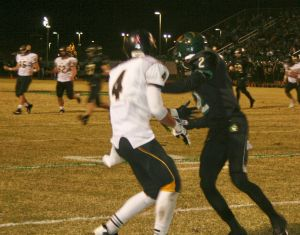 Basha vs. Gilbert football