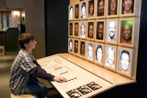 Race exhibit
