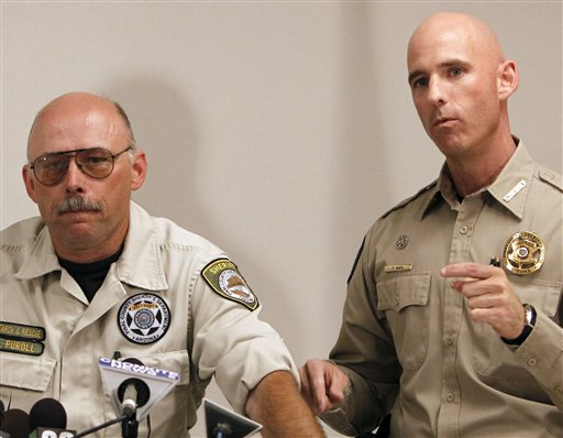 Paul Babeu, Louie Puroll