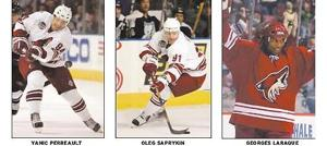 Lack of progress on ice spurs Coyotes into more deals