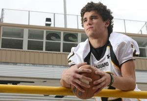 All-Tribune football: Teddy Ruben