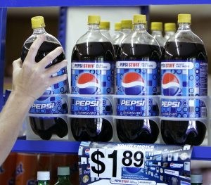 PepsiCo to renew effort to boost sales of soft drinks