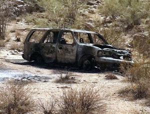 Arizona Burned Bodies