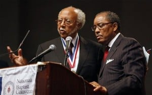New Baptist president seeks unification