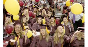 Celebration time for new ASU grads