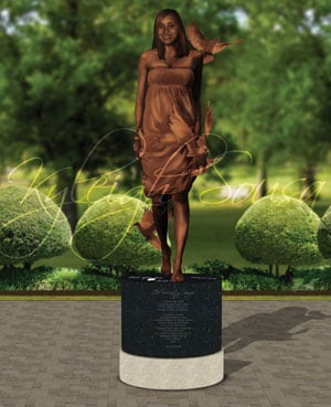 Kyleigh Sousa sculpture rendering