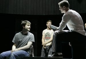 Actors find their way as horses in B'way's 'Equus'