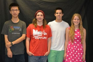Basha High math students excel