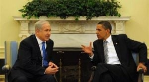 Obama prods Netanyahu, Iran in peace talks