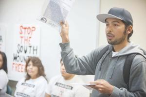 Loop 202 Protest