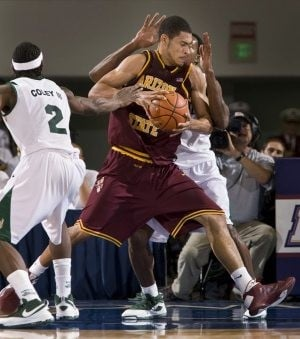 ASU basketball's defense bedevils Charlotte