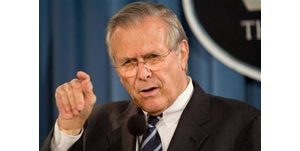Rumsfeld steps down; Gates nominated