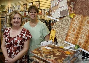 Valley business helps keep scrapbooking alive