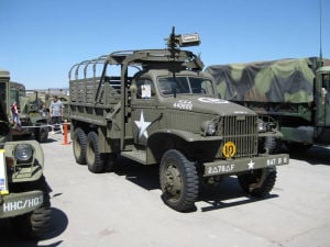 Southwest Millitary Transport Show
