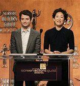 Mirren, DiCaprio earn 2 SAG nominations