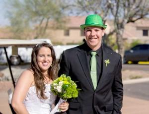 Michelle and Christopher Shreeve