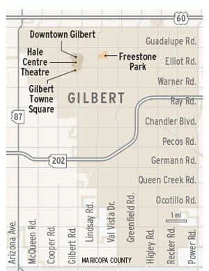 Gilbert map