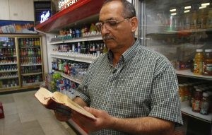 Shopkeeper stays true to Catholic readings