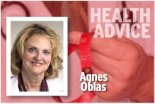 Health Advice Agnes Oblas