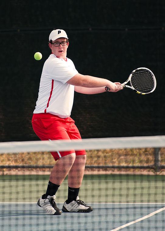 Fountain Hills vs. Seton Boys Tennis 4/16/2013
