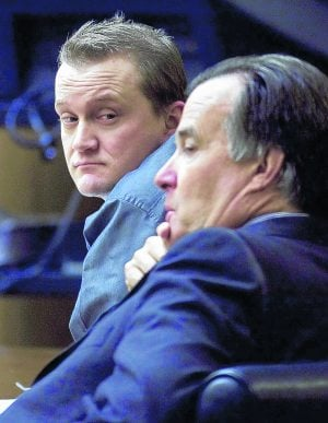 Hausner guilty of 6 murder counts in shootings