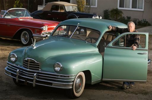 Chuck Shubb 1948 Packard Super 8 Touring Sedan