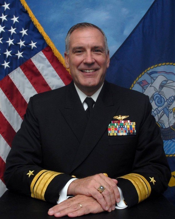 Rear Admiral Scott E. Sanders