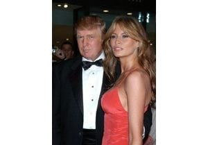 Donald Trump set to become father again