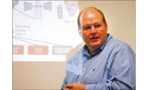 09/08 - Mesa engineer develops acoustic technology for cell phone market