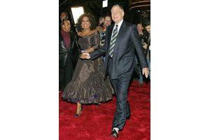 Letterman, Winfrey bury hatchet