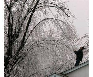 Ice storm lashes much of U.S.; 21 dead