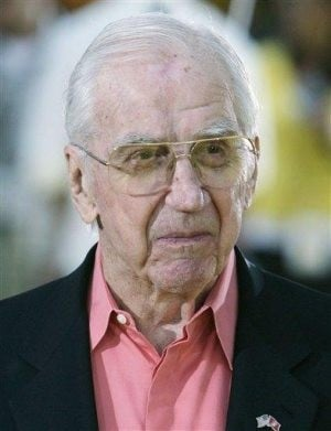 Ed McMahon recovering from neck injury 