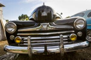 1947 Ford Sedan chuck shubb