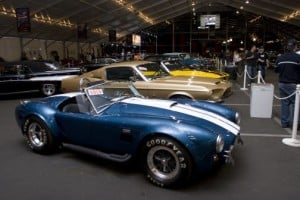 1,200 classics go over the curb at auction