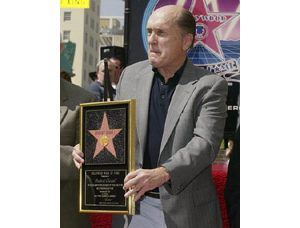 Duvall gets star on Hollywood Walk of Fame