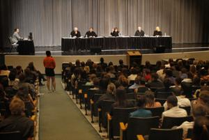 Arizona Supreme Court at AJ High School