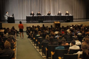 Arizona Supreme Court at AJ High School