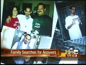 Parents of murdered Mesa man hope to raise reward