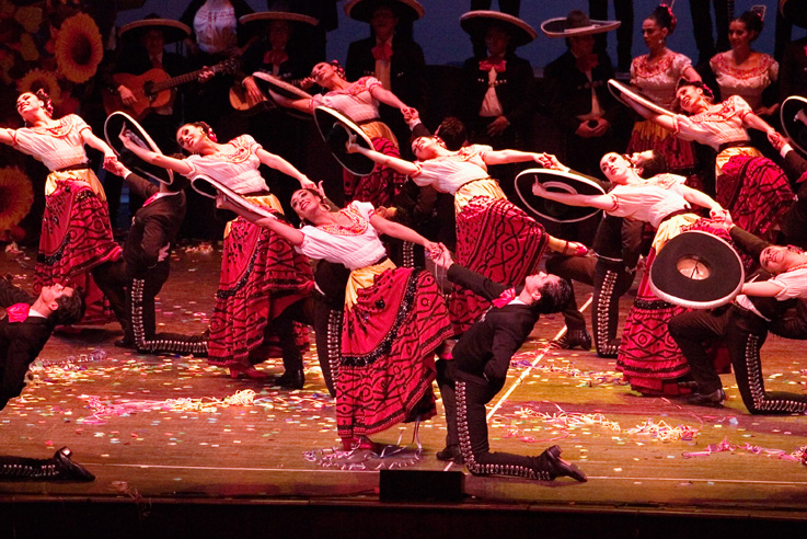 Ballet Folklorico de Mexico