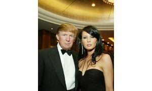 Donald Trump proposes to girlfriend